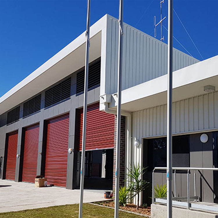 Roma Fire Station