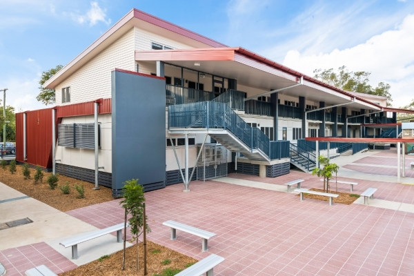 Dalby SS Admin & Learning Centre